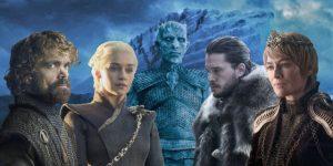 lịch chiếu game of thrones season 8 trên hbo